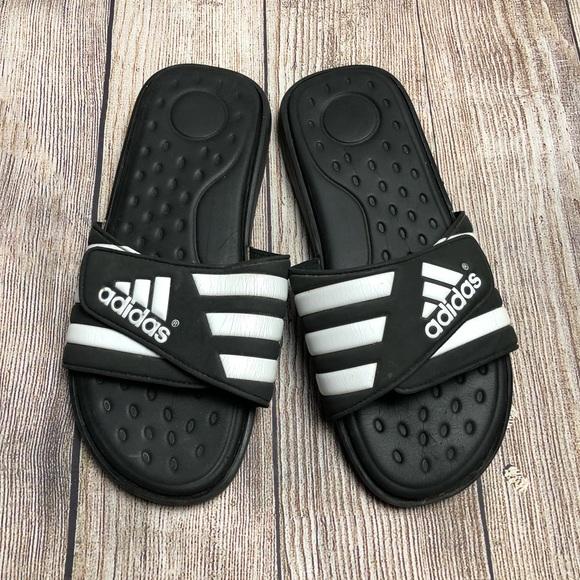 Adidas Mens Adissage Sc Slide Sandals